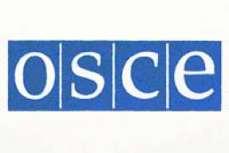 Ukraine's Foreign Minister Tarasyuk met Ambassadors of OSCE countries
