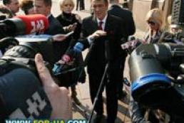 President Yushchenko presided over the meeting on Chernobyl