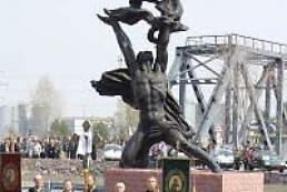 President of Ukraine pledges to support Chornodyl dwellers