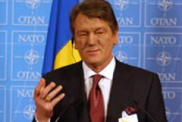 Yushchenko: It is inexpedient to hold a NATO referendum in Ukraine now