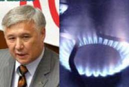 Yekhanurov is concerned over irregular payment for gas