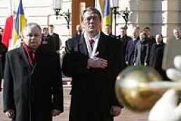 Ukraine and Poland Presidents preside over bilateral talks