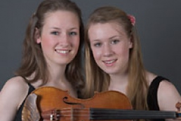 Norwegian violinists-sisters head for Ukrainian National Philharmonic