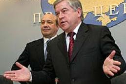 Ex-Secretary NSDCU Anatoly Kinakh backs PM Yekhanurov's position related to the PR