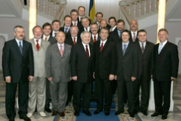 President thanked the government for successful work