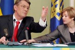 V. Yushchenko's standpoint: