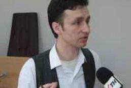 Ukrainian journalist gained a suit against the President of Ukraine