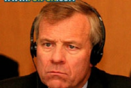 Scheffer disapproves protest actions in Crimea