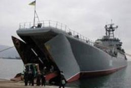 NATO equipment left Crimea