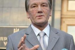 Ukraine's President met with Viktor Chernomyrdin
