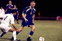Ukraine hosts soccer match between Israel's Maccabi Haifa and Liverpool