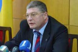 Zaporizhzhya Governor Chervonenko on the Our Ukraine Party's prospects
