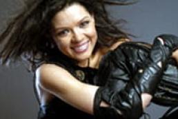 Ukraine's deputy and singer Ruslana conquered Africa