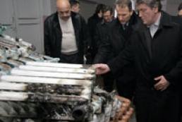 Vice-PM Rybak reports on violations