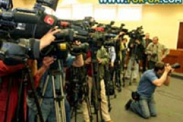 Ukraine's Independent Media Trade Union holds a civil action