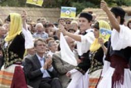 President of Ukraine visited Odesa region