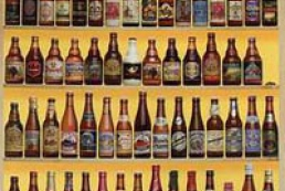 The beer fancy from all over the world arrived in Kyiv