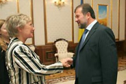 Ukraine' Chief of Staff and Germany's Economic Delegate held a meeting