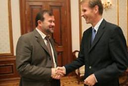 Ukraine's Chief of Staff met German Ambassador in Ukraine