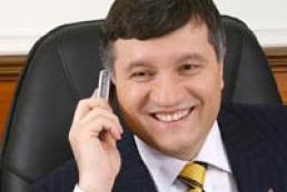 Kharkiv regional authorities colelct signatures for Governor Avakov's dissmissal