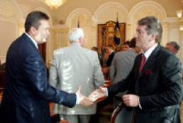 Yanukovych and Yushchenko agreed to form broad coalition