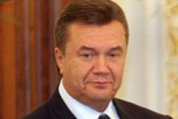 Yanukovych: Ukraine is on the path of democratic reforms