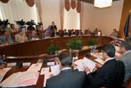 Some of Ukraine's Ministers voiced their opinions after the Cabinet session