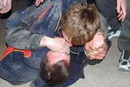 Scotland fans attacked in Kyiv