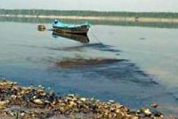 Danube oil slick is liquidated