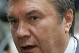 Yanukovych criticized President's actions