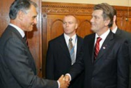 Ukrainian and Portuguese Presidents held a meeting
