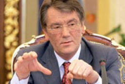 Ukraine's President meets new judges