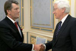 Ukraine's President discussed deported nations issue with OSCE High Commissioner
