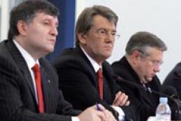 The President of Ukraine meets Kharkiv leaders