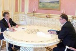 Ukraine's President supports Yuri Lutsenko