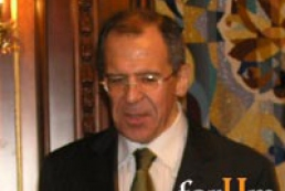 Russian Foreign MInister visiting Ukraine