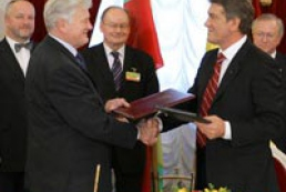 Ukrainian and Lithuanian Presidents signed a number of agreements