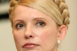 Tymoshenko went to Brussels to address Europarliament