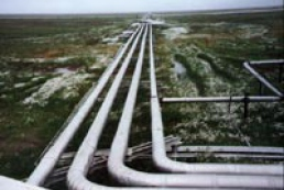 Ukraine and the EU mean to construct new gas pipeline from Central Asia