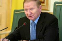 Kuchma advises the Ukraine's President not to hamper Yanukovych