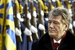 Ukraine's President marked Armed Forces anniversary