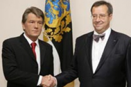 Presidents of Ukraine and Estonia signed a joint declaration