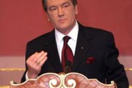 Ukraine's Yushchenko wants to unite Ukrainians all over the world
