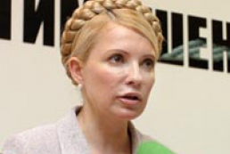 Tymoshenko: Ukraine's President and Premier wage hot war