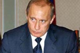 Putin pays a visit to Ukraine