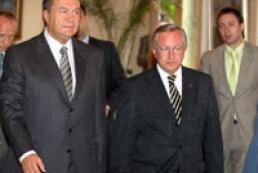Yanukovych wishes Tarasyuk well