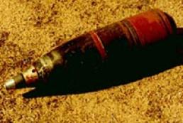 Ten German shells were found on Crimean beach