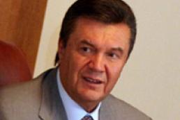 Yanukovych made positive appraisal of Ukrainian-Estonian relations