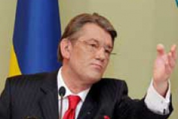 Yushchenko threatened Moroz with legal proceedings