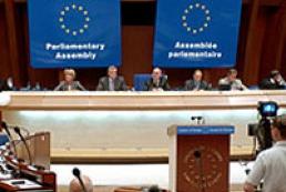 PACE warns Ukraine against